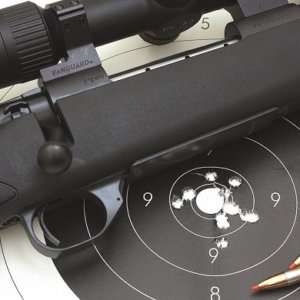 Probamos el rifle Weatherby Vanguard Select y el visor Zeiss Conquest V4 3-12x56