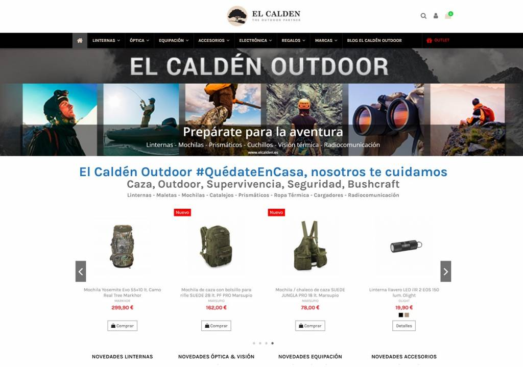 El Calden Outdoor
