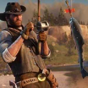Cómo pescar peces legendarios en Red Dead Redemption 2